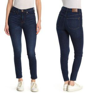 Madewell High Rise Skinny Jeans NWT Size 36